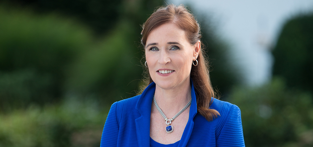 President Christine Riordan's Contract Renewed