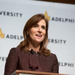 President Christine M. Riordan