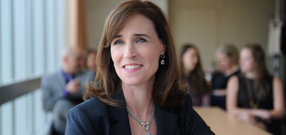 President Riordan - Top Women in Higher Education